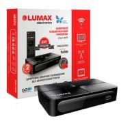 LUMAX Цифровой телевизионный приемник, (DV2118HD)