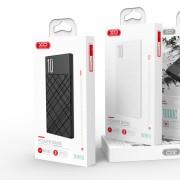 Внешний аккумулятор XO PR-110, 10000 mAh, белый