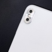 Защитная металлическая накладка на камеру для iPhone XS Max