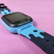 Детские Часы Smart E07 - сим-карта/GPS/камера/фонарик, синий