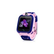 Детские Часы Smart Q12 - сим-карта/GPS/камера, розовые
