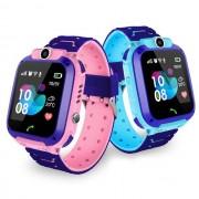 Детские Часы Smart Z60 - сим-карта/GPS/камера, синие