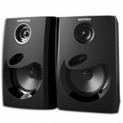Акустическая система 2.0 SmartBuy ROCKY MKII, 6Вт, Bluetooth, MP3, черный