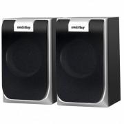 Акустическая система 2.0 SmartBuy TOWER MKII, 6Вт, Bluetooth, MP3, черный