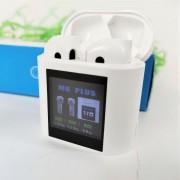 Гарнитура Bluetooth  Apple AirPods Air M6 Plus, белый