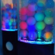 "Perfeo колонки ""Aqua Dream""(2in1 Water/Bubble dancing), 2.0, мощность 2х3 Вт, чёрн, USB"