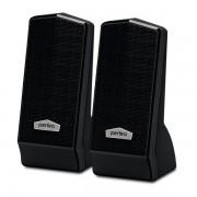 """Perfeo колонки """"CURSOR"""" 2.0, мощность 2х3 Вт (RMS), чёрн, USB (PF-601/PF_4879)"""