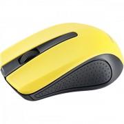 """Perfeo мышь беспров., оптич., """"RAINBOW"""", 3 кн, USB, чёрно-жёлтый"""