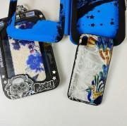 Чехол-накладкa для iPhone X/XS, Punki, с рисунком