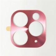 Защитная металлическая накладка на камеру для iPhone 11 Pro/11 Pro Max, розовый
