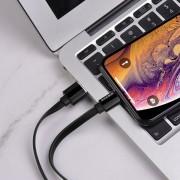 Borofone BU8 Glory кабель для iPhone 5/6, черный
