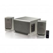Мультимедийный музыкальный центр 2.1Smartbuy GOLIATH, 50Вт, Bluetooth, MP3,FM,ПДУ, (SBS-520), серый