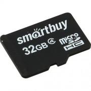 Micro SD 32GB SmartBuy (Class 4) без адаптера (SB32GBSDCL4-00)