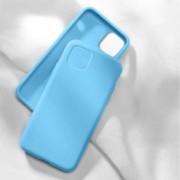 """Чехол-накладка для Huawei Honor 20S/Nova 5T серия """"Оригинал"""", Soft Touch, голубой"""