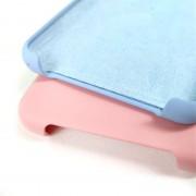 """Чехол-накладка для Huawei Honor 30 серия """"Оригинал"""", Soft Touch, розовый"""