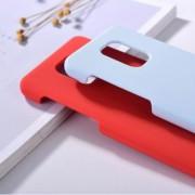 "Чехол-накладка для Huawei Honor 30 серия ""Оригинал"", Soft Touch, красный"