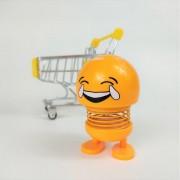 Блютуз-колонка C26-TWS Cartoon, желтая