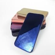 Чехол-книга Clear View для Huawei Honor 20/Nova 5T, темно-синий