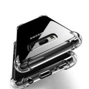 Чехол-накладка для Samsung A01 King kong (противоударный), прозрачный