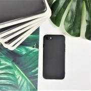 Чехол-накладка силиконовый  для Samsung A5 2016 (A510) матовый,черный