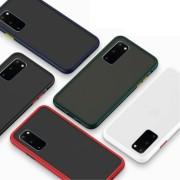 "Чехол-накладка для Apple iPhone 11 (6.1""), Skin Shell (противоударный), черный"