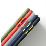 "Чехол-накладка для Apple iPhone 11 Pro Max (6.5""), Skin Shell (противоударный), темно-синий"