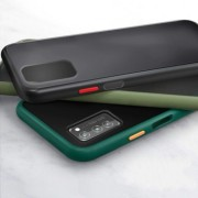 """Чехол-накладка для Apple iPhone 11 Pro (5.8""""), Skin Shell (противоударный), черный"""