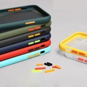 Чехол-накладка для Xiaomi MiCC9 Pro/Note 10/Note 10 Pro, Skin Shell (противоударный), мятный