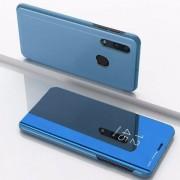 Чехол-книга Clear View для Huawei Honor 9A/Y6p Plus, темно-синий