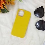 Чехол-накладка для iPhone 11 Pro Leather Case, кожаный, подсолнух