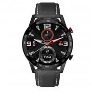 Смарт часы DT95, пульсометр, оксиметр, черный