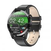 Смарт часы L13, водозащита IP68, пульсометр, Bluetooth, смарт-функции, черный
