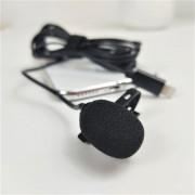 Микрофон петличный для телефона XO MKF03, разъем Lightning