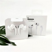 Наушники EarPods  iPhone 7/8/X/XS/XR/11 Pop-Up Window  Lightning , белый