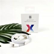 Кабель для iPhone X (Lightning), оригинал, в коробке, белый