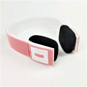 Наушники Bluetooth полноразмерные, розовый