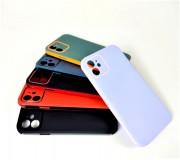Чехол-накладка для Huawei Honor 9A/Y6p Plus RACY силиконовый, красный/черный