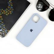 """Чехол-накладка для iPhone 11 Pro Max серия """"Оригинал"""" №05, сиреневый"""