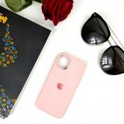 """Чехол-накладка для iPhone 11 Pro Max серия """"Оригинал"""" №06, светло-розовый"""