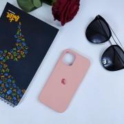 "Чехол-накладка для iPhone 11 Pro Max серия ""Оригинал"" №12, розовый"