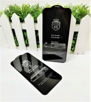 Защитное стекло Apple iPhone 12 (6.1''), OG 6D, тех.упаковка, черный