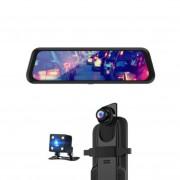 Bидеорегистратор-зеркало L103, с камерой заднего вида, HD, 1080P, сенс.экран