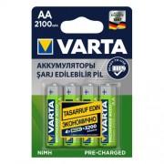 VARTA AA2100mAh/4BL аккумулятор Ready2Use (комплект 4 штуки)