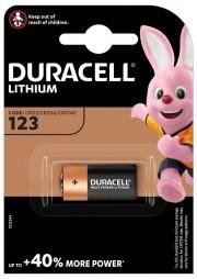 Duracell CR123A/1BL