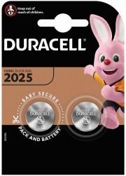 Duracell CR2025/2BL (комплект 2 штуки - цена за 1 шт)