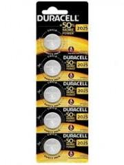 Duracell CR2025/5BL (EU) (комплект 5 штук - цена за 1 шт)