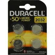 Duracell CR2032/4BL (комплект 4 штуки - цена за 1 шт)