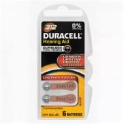 Duracell DA312/6BL ActiveAir Nugget Box ZA312 (комплект 6 штук - цена за 1 шт)