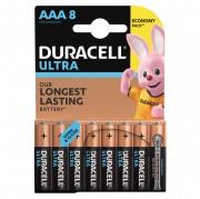 Duracell LR03/8BL (LR03/MX2400) ULTRA POWER (комплект 8 штук - цена за 1 шт)