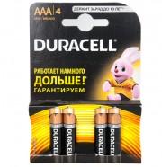Duracell LR03/4BL MN2400 (комплект 4 штуки - цена за 1 шт)